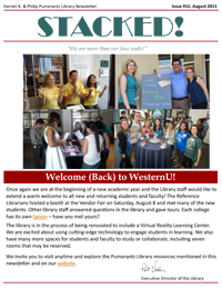 August 2015 Library Newsletter